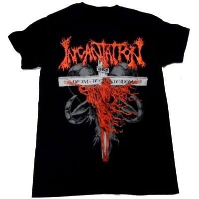 【INCANTATION】インカンテーション「CRUCIFIXION」Tシャツ