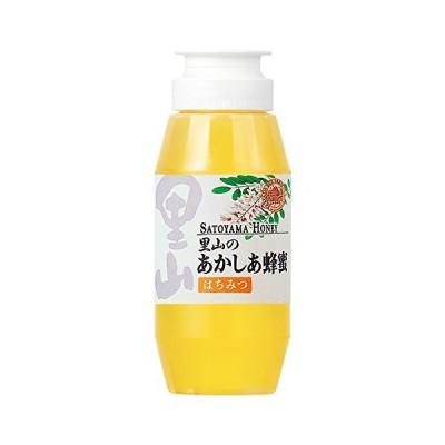 里山のあかしあ蜂蜜【国産】 300gプラ容器入