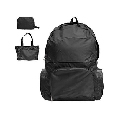 liuzhuo 折りたたみ リュック トートバッグ 2way 軽量 防水 大容量 ショルダーバッグ バッグパック 収納便利かばん 旅行バッグ