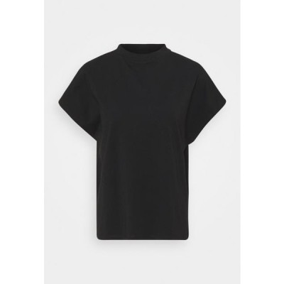 ノイズィーメイ レディース ファッション NMHAILEY - Basic T-shirt - black