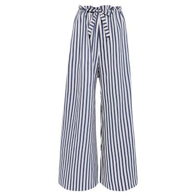 PAPER London パンツ ダークブルー 10 レーヨン 85% / ナイロン 15% パンツ