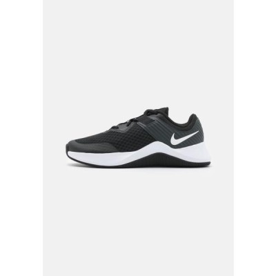 ナイキ レディース スポーツ用品 MC TRAINER - Sports shoes - black/white/dark smoke grey