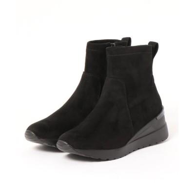 Bridget Birkin / モールドソールストレッチショートブーツ(505009) WOMEN シューズ > ブーツ