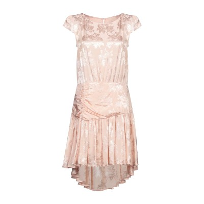 アニヤバイ ANIYE BY ミニワンピース&ドレス ライトピンク S レーヨン 100% ミニワンピース&ドレス