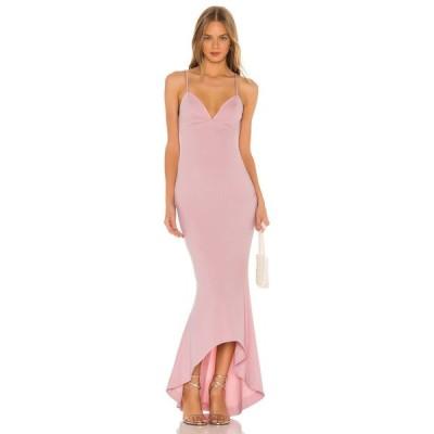 エヌビーディー NBD レディース パーティードレス ワンピース・ドレス Rocky Gown Pink