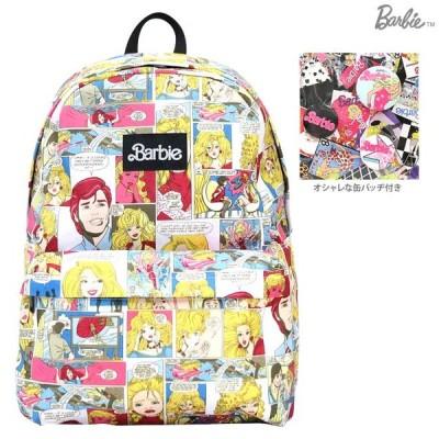 Barbie<バービー> リュックサック <デイパック> ラシェル コミック柄 5161912-ace [M便 1/1]