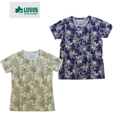 LOGOSロゴス Tシャツ(Mサイズ)レディース