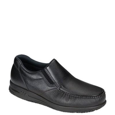 サス メンズ スリッポン・ローファー シューズ Men's Navigator Slip On Loafers