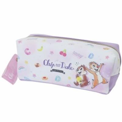 チップ&デール 筆箱 BOX ペンケース グミ ディズニー 新学期準備雑貨 キャラクター グッズ