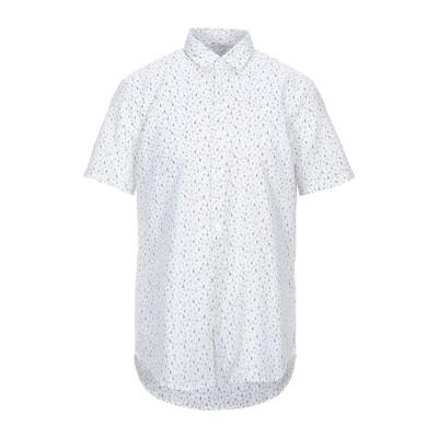 ARMANI EXCHANGE シャツ ホワイト XS リネン 64% / コットン 36% シャツ