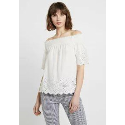 ONLY レディースシャツ ONLY ONLSHERY ANGLAISE OFF - Blouse - cloud dance