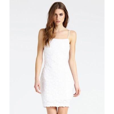 ドレス JENNIFER SEQUIN LACE DRESS