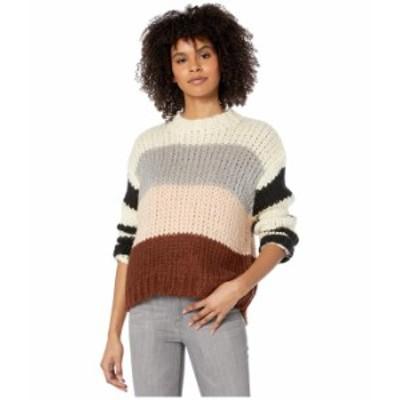 ボルコム レディース ニット・セーター アウター Classy Time Sweater Multi