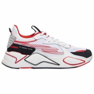 (取寄)プーマ メンズ シューズ プーマ RS-X  Men's Shoes PUMA RS-X  White High Risk Red Black