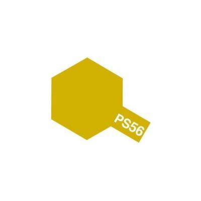 タミヤカラー PS-56 マスタードイエロー ポリカーボネート専用スプレー塗料(ミニ)【RCP】