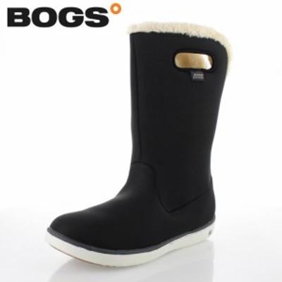 ボグス BOGS 78008 ブラック レディース ブーツ 防水 ウォータープルーフ ボア 保温