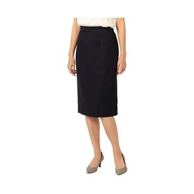 (ノーリーズ) NOLLEY'S ファンシーツイードスカート 9-0055-1-06-001 (ネイビー 40)