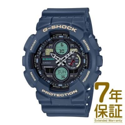 【レビュー記入確認後10年保証】【正規品】CASIO カシオ 腕時計 GA-140-2AJF メンズ G-SHOCK Gショック