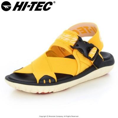 ハイテック [セール] HI-TEC メンズ/レディース サンダル KAWAZ FLEX II イエロー