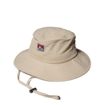 BENCH AT THE GREENE / 《BEN DAVIS》WASHABLE CAMP HAT MEN 帽子 > ハット