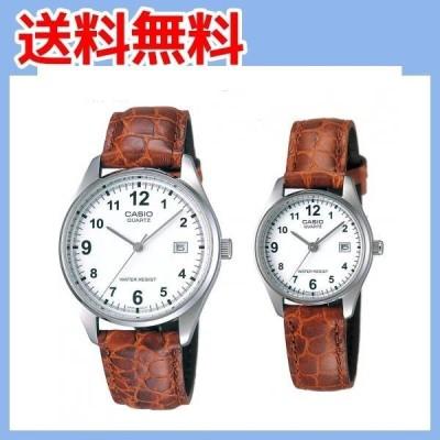 [カシオ] 腕時計 スタンダード ペアウォッチ MTP-1175E-7BJF / LTP-1175E-7BJF