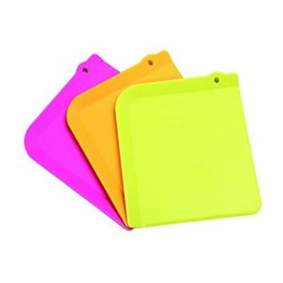 伊原企販 Pre-mier 使い分け抗菌プチまな板3 3色セット