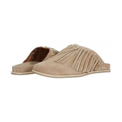 Free People フリーピープル レディース 女性用 シューズ 靴 フラット Odessa Fringed Footbed - Grey