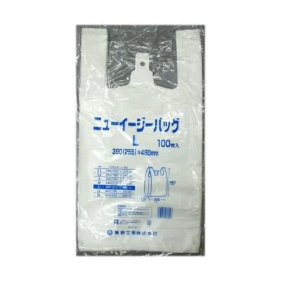 福助工業 ニューイージーバッグ L 100枚入 業務用【関東のみ送料無料】