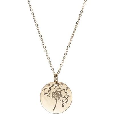 ナシェル NASHELLE レディース ネックレス ジュエリー・アクセサリー Wish Classic Coin Necklace Gold