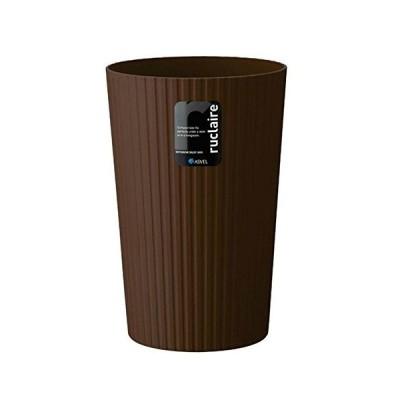 アスベル ゴミ箱S 「ルクレールコレクション」 6L ブラウン