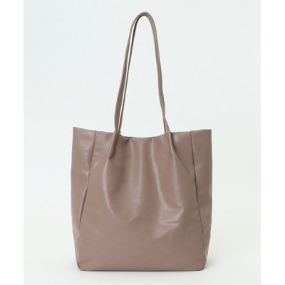 Lbc with Life / PU仕切りA4トートバッグ WOMEN バッグ > トートバッグ