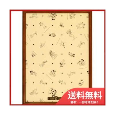 【送料無料】ディズニー専用木製パネル 500P ブラウン