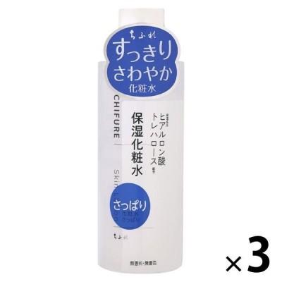 ちふれ化粧品 化粧水 さっぱりタイプN 180ml 3個