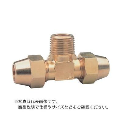ASOH 二方フレアーチーズ PT1/4×Φ6.35 ( FT-2202 ) アソー(株) 【メーカー取寄】
