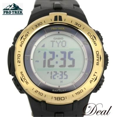美品 カシオ プロトレック PRW-3100YC 電波ソーラー メンズ 腕時計
