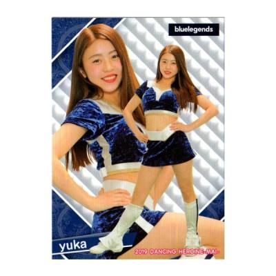 BBM2019 プロ野球チアリーダーカード-舞- レギュラーカード No.舞09 yuka (L)