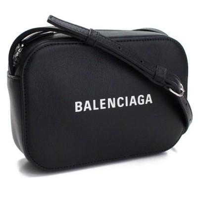 バレンシアガ BALENCIAGA EVERYDAY エブリデイ CAMERA XS 斜め掛け ショルダーバッグ カメラバッグ 552372 DLQ4N 1000 ブラック OLS-1