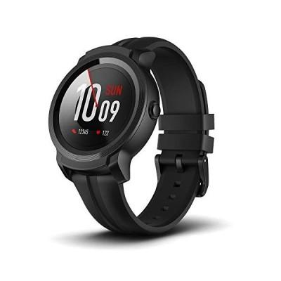【初発売】TicWatch E2 フィットネス スマートウォッチ Wear OS by Google 5 ATM防水&水泳対応 腕時計 iPhone&Android対応 ブ