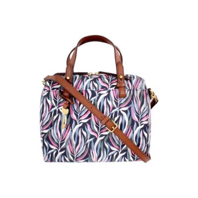 バッグ ハンドバッグ フォッシル Fossil Rachel Ladies Medium PVC Satchel Handbag ZB7314517