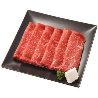 【ポイント2倍】『十勝清水産 ひとまい牛ももすき焼用 360g』送料無料 内祝い 出産内祝い 肉