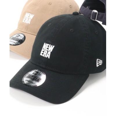 帽子屋ONSPOTZ / ニューエラ スクエア ミニロゴ キャップ MEN 帽子 > キャップ