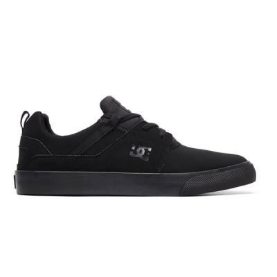 カジュアルシューズ ディーシーシューズ DC Shoes Men's Heathrow Vulc Shoes ADYS300443 BLACK