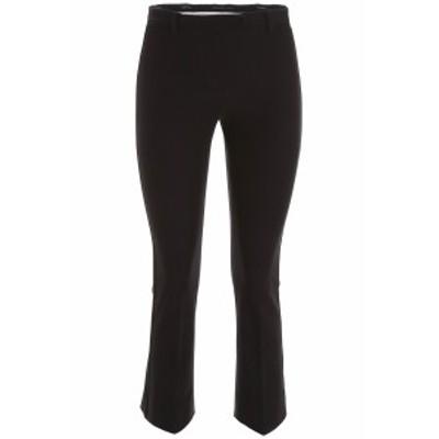 MAX MARA/マックス マーラ ドレスパンツ ブラック 黒色 NERO s max mara cropped trousers レディース 秋冬2019 UMANITA ik