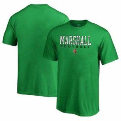 Fanatics Branded ファナティクス ブランド スポーツ用品  Fanatics Branded Marshall Thundering Herd Youth Green Tr
