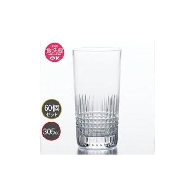 東洋佐々木ガラス カットグラス HS強化グラス 60個セット 10オンス タンブラー T-21102HS-C703