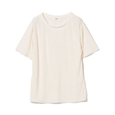 tシャツ Tシャツ BEAMS HEART / ミニプリーツ プルオーバー