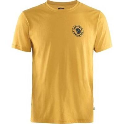 フェールラーベン メンズ Tシャツ トップス Fjallraven Men's 1960 Logo T-Shirt Ochre