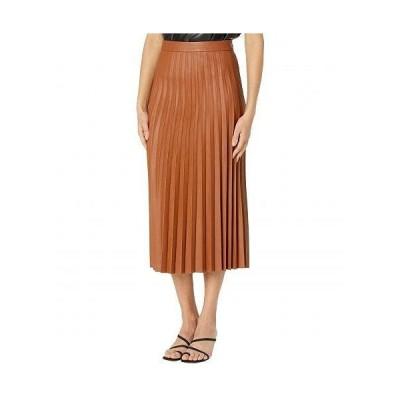 Cupcakes and Cashmere レディース 女性用 ファッション スカート Trinity Skirt - Cognac