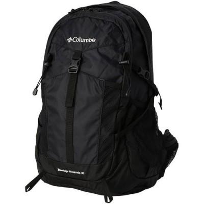 コロンビア(Columbia) ブルーリッジマウンテン 30L バックパック Blueridge Mountain 30L Backpack ブラック PU8381 010 リュックサック 鞄 登山 タウンユース