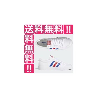 アディダス ADIDAS ニッツア [サイズ:28.5cm(US10.5)] [カラー:フットウェアホワイト×スカーレット×ロイヤルブルー] #FV0657 adidas NIZZA
